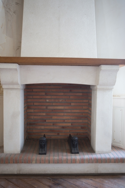 cheminée salle à manger-1