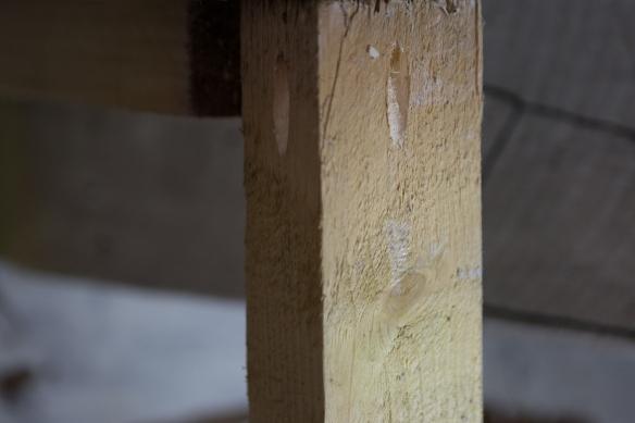 cloison ossature bois-6
