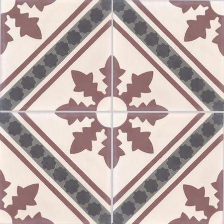 Carreaux de ciment - Les décors - NC2 - Couleurs & Matières