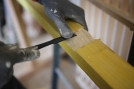 ciseaux à bois japonais