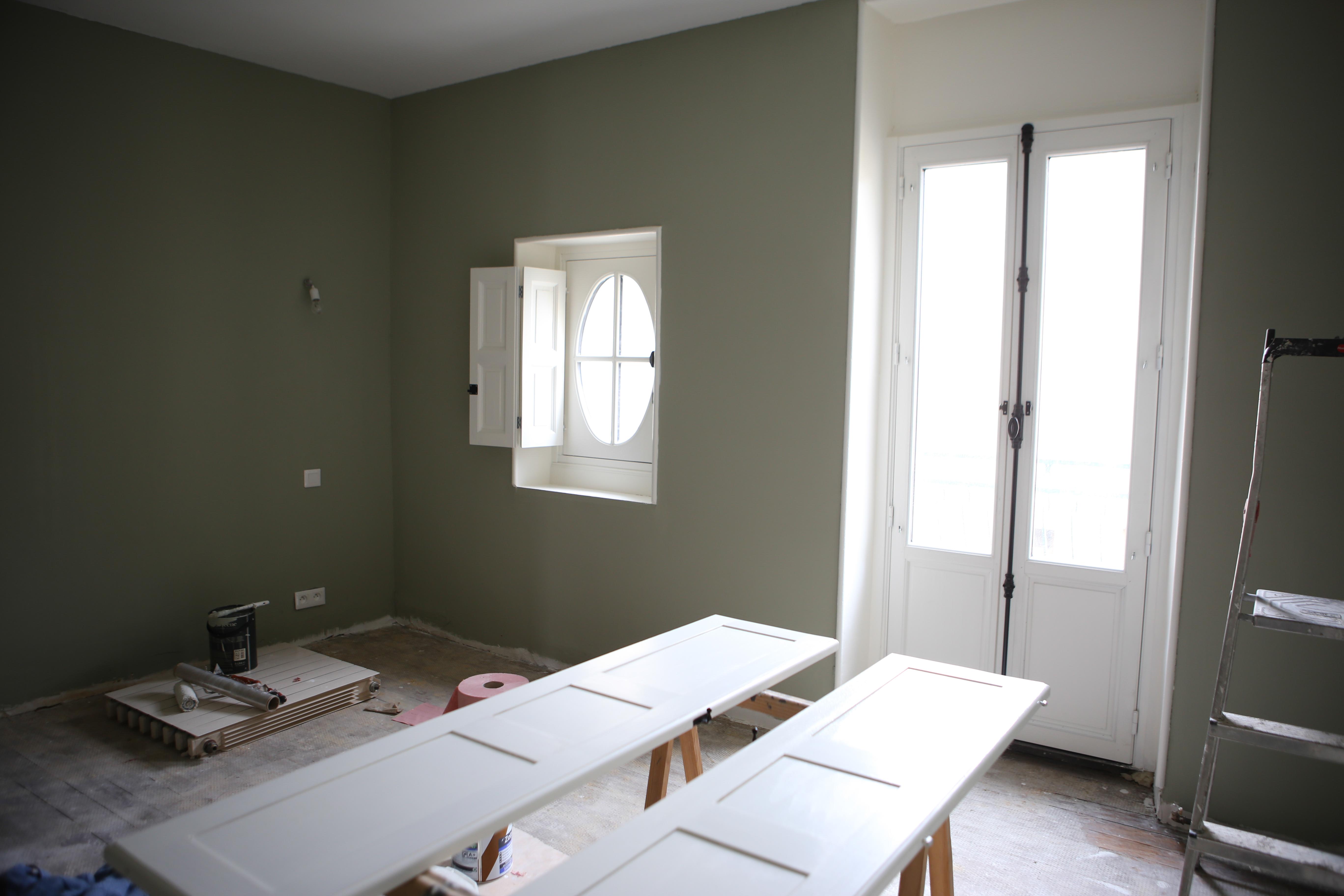 little greene au 33 de la rue. Black Bedroom Furniture Sets. Home Design Ideas